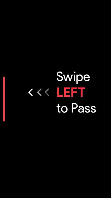swipe left to skip a loop instructions screen